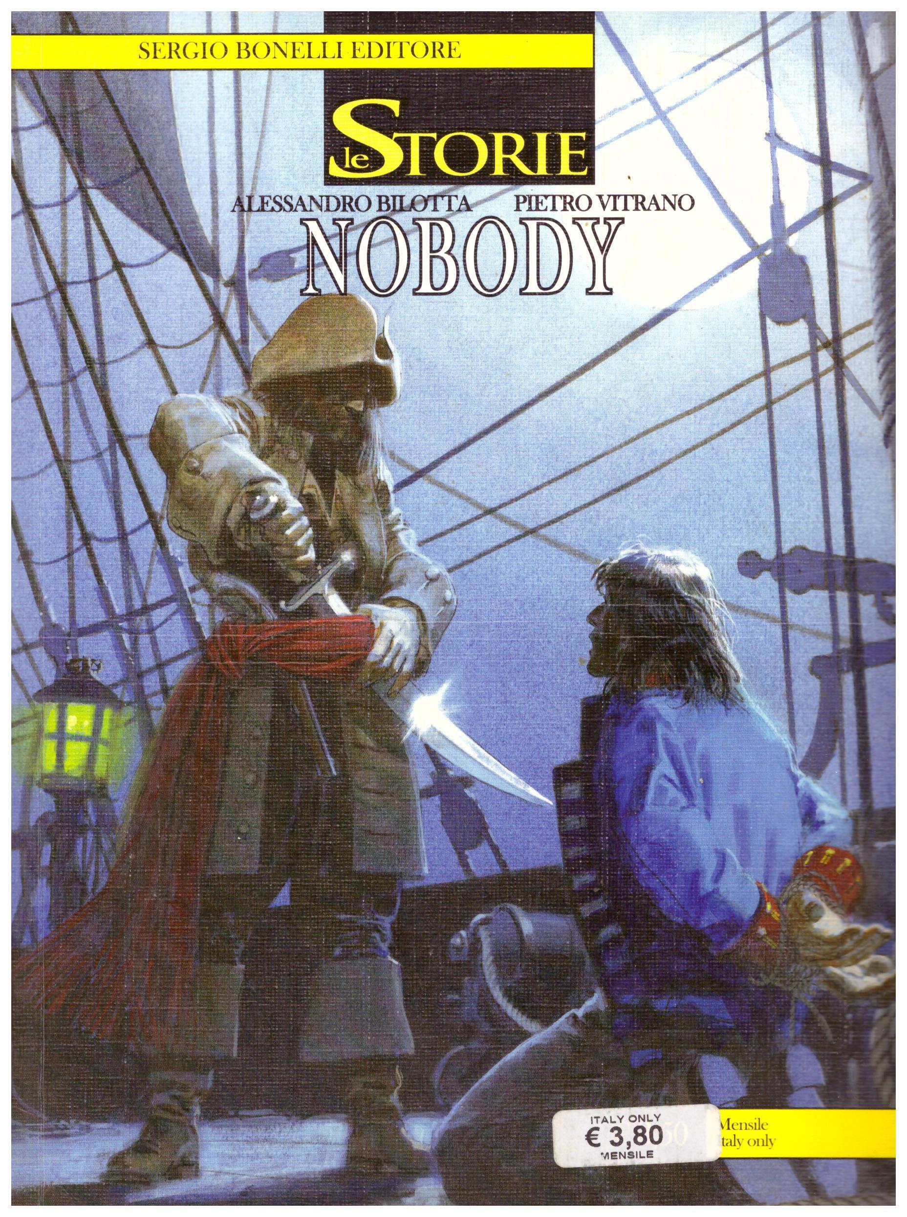 Titolo: Le storie n.10  Autore: AA.VV.  Editore: sergio bonelli editore, 2012