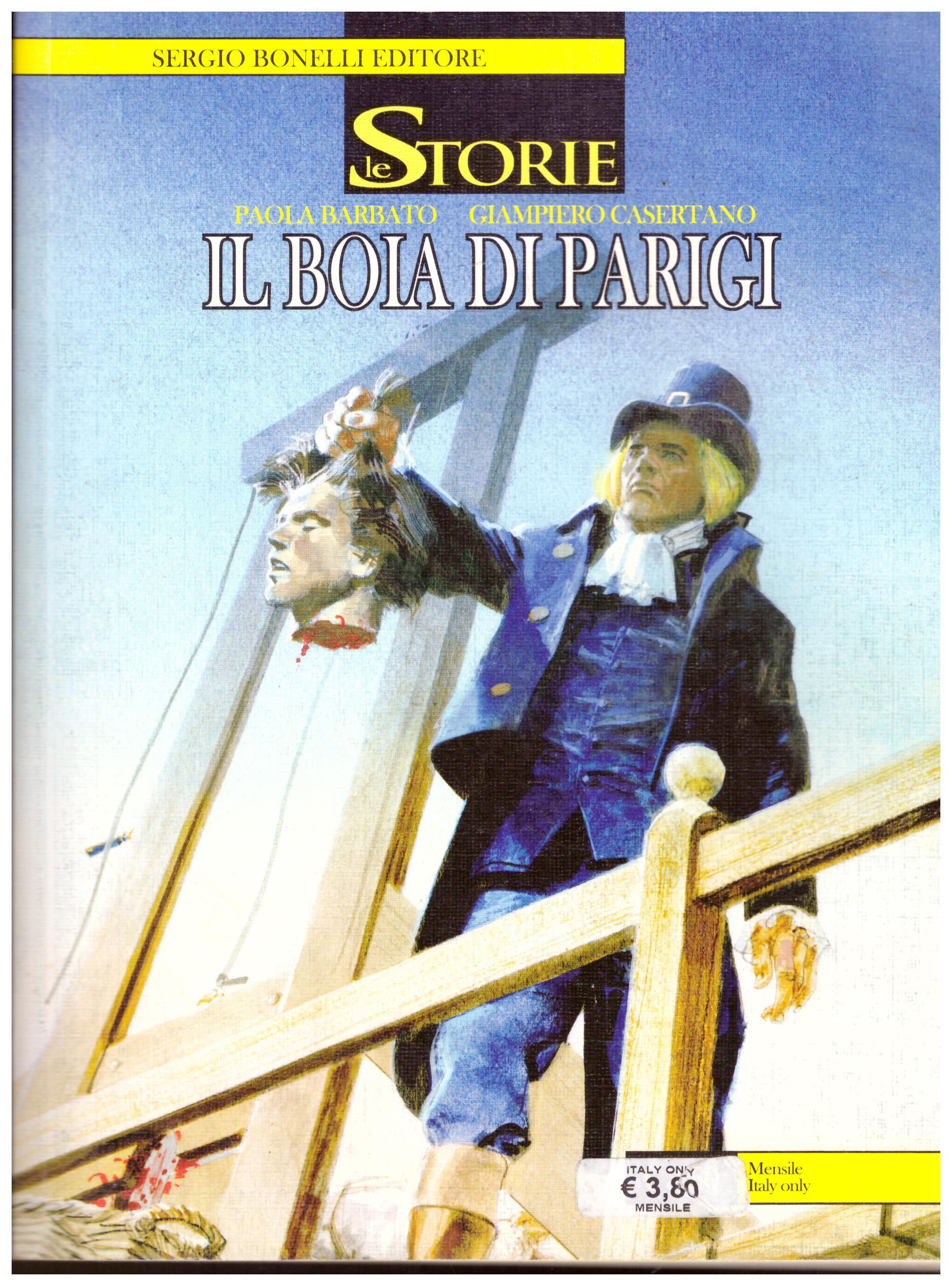 Titolo: Le storie n.1 Autore: AA.VV.  Editore: sergio bonelli editore, 2012