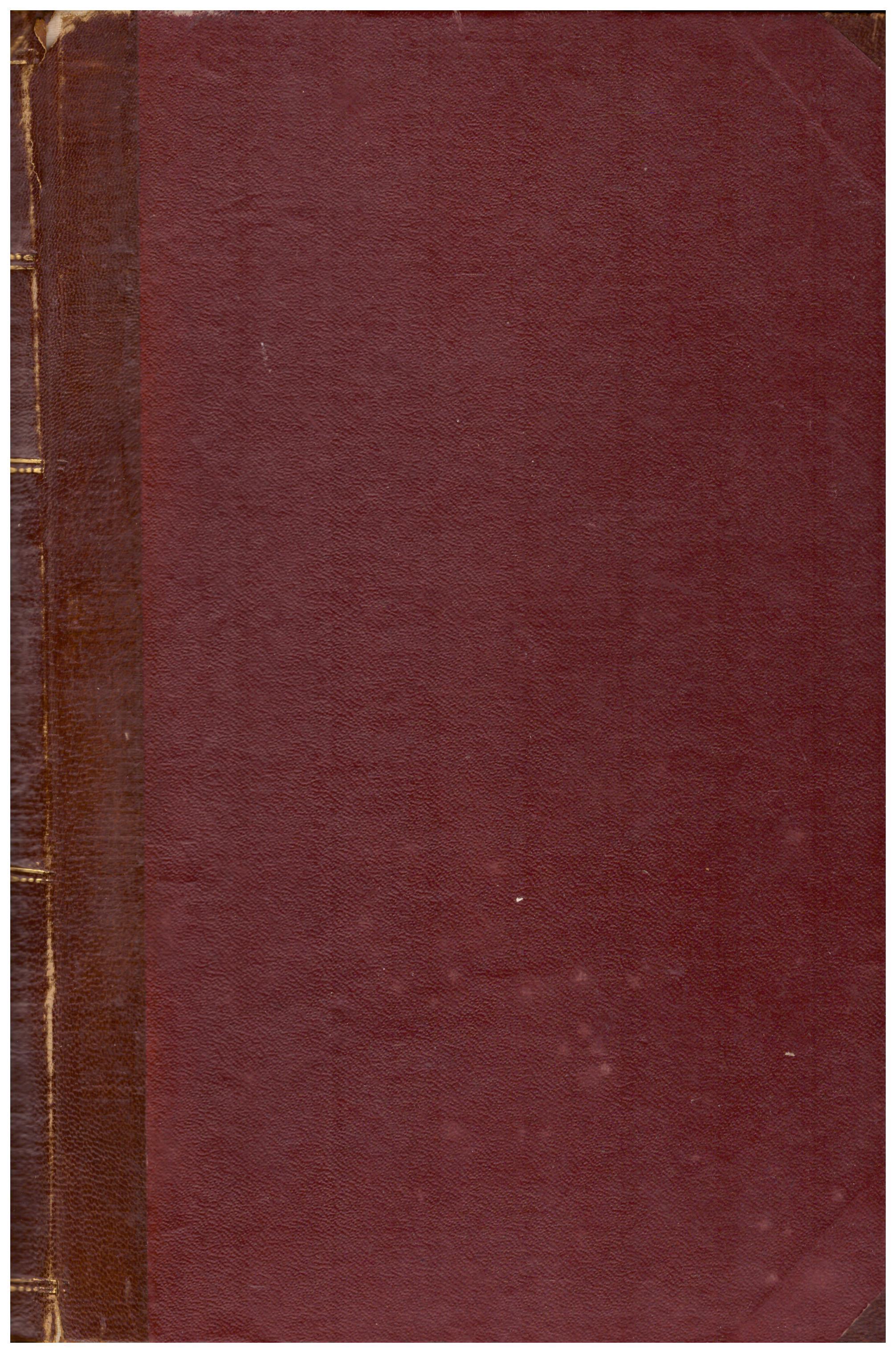 Titolo: Canti Vol. 1 Autore: Giacomo Leopardi, edizione critica di Francesco Moroncini Editore: Licinio Cappelli, Bologna 1927