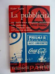 LA PUBBLICITA', TAPLIN WALTER
