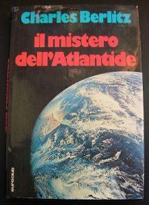 IL MISTERO DELL'ATLANTIDE, BERLITZ CHARLES