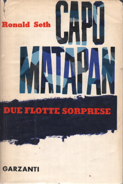 CAPO MATAPAN, SETH RONALD