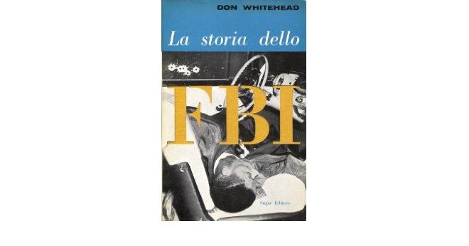 LA STORIA DELLO FBI, WHITEHEAD DON