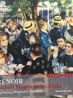Ballo al Moulin de la Galette. Renoir. Collana: I capolavori dell'arte, n. 3