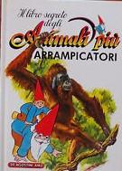 Il libro segreto degli animali più arrampicatori