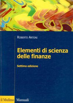 Elementi di scienza delle finanze, Roberto Artoni