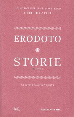 Storie, Libro I, La nascita della storiografia, Erodoto