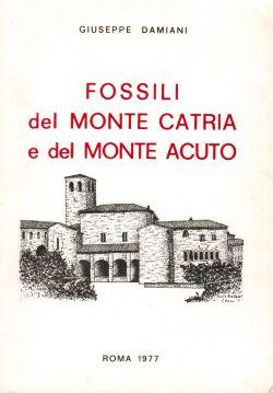 Fossili del Monte Catria e del Monte Acuto, Giuseppe Damiani