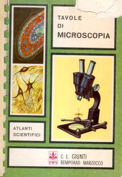 Tavole di Microscopia, AA. VV.