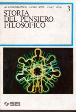 Storia del pesiero filosofico, 3