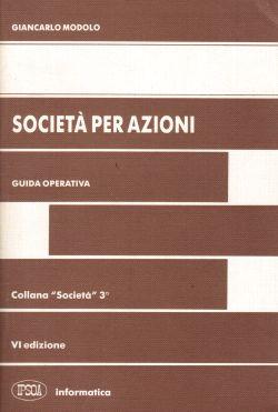 Società per azioni, Giancarlo Modolo