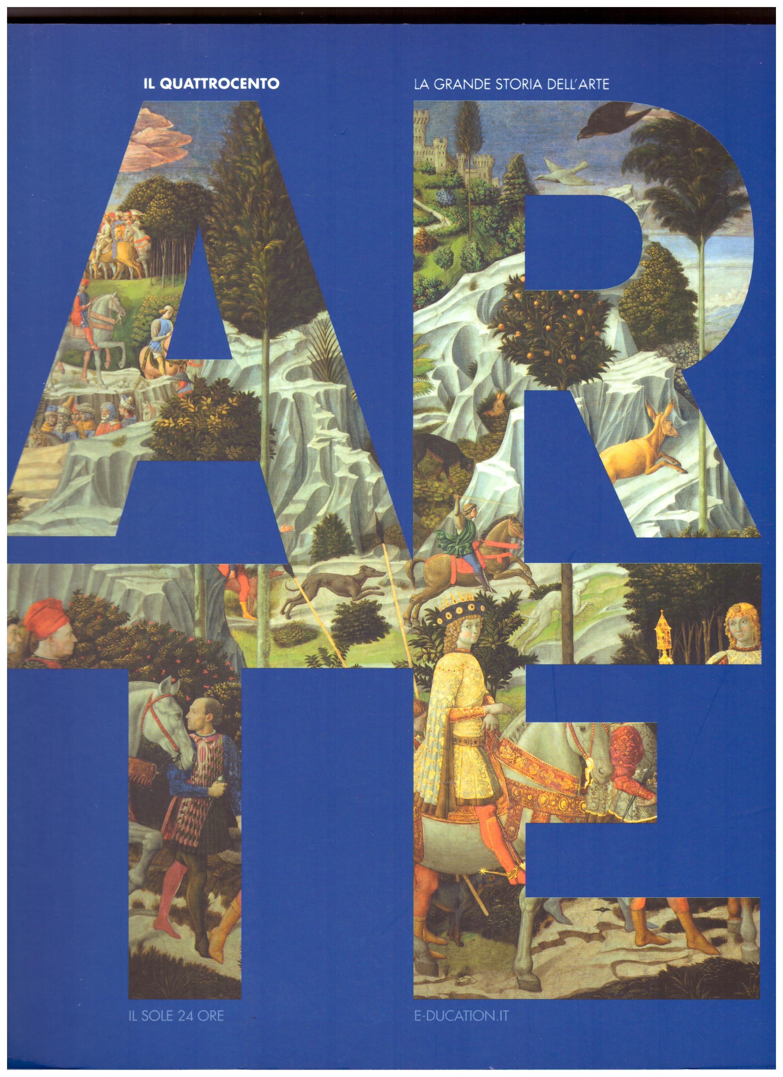 Arte e spettacolo arte il quattrocento collana la for Adorno storia dell arte
